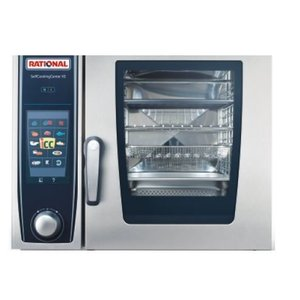 Rational Rational combi steamer XS - 6 x 2/3 GN - Power - SelfCooking Center