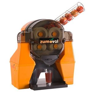 Zumoval BigBasic Squeezer Zumoval | Fruits 28 p / m of Ø75-95mm | automatic