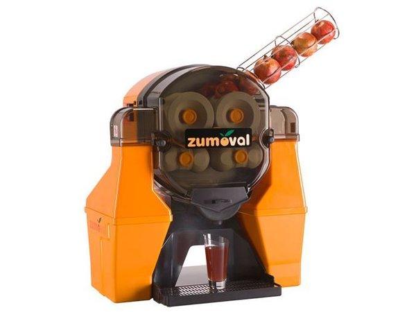 Zumoval BigBasic Squeezer Zumoval   Früchte 28 p / m von Ø75-95mm   automatisch