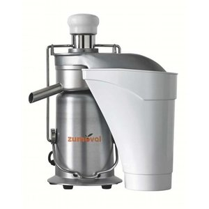 Zumoval Fast Juice Juice Centrifuge | Zumoval | 350W | Production up to 130kg / h