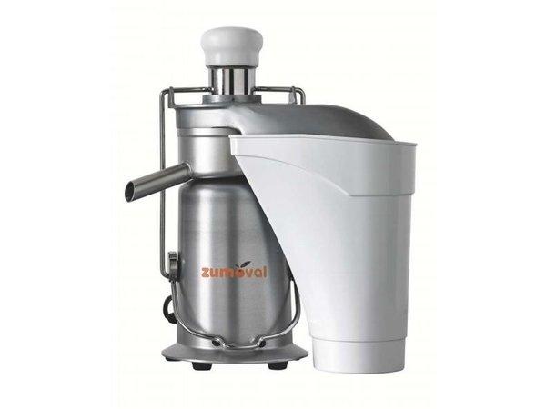 Zumoval Schnell Saft Saft-Zentrifuge | Zumoval | 350W | Die Produktion von bis zu 130 kg / h