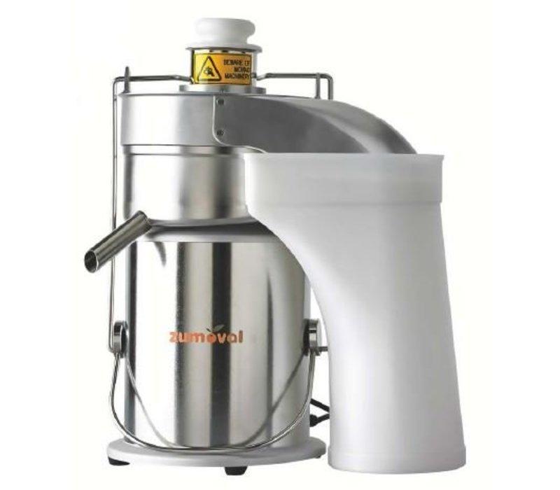 Zumoval BigFastJuice Saft Zentrifuge | Zumoval | 800W | Die Produktion von bis zu 150 kg / h