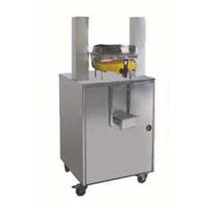 Zumoval Dispenser Stand   Zumoval Onderstel voor: Basic, BigBasic, Top, FastTop