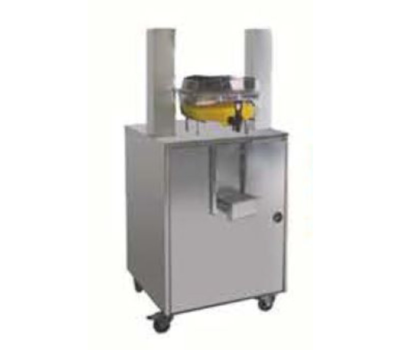 Zumoval Stand dispenser | Zumoval Mount for: Basic, BigBasic, Summit, FastTop