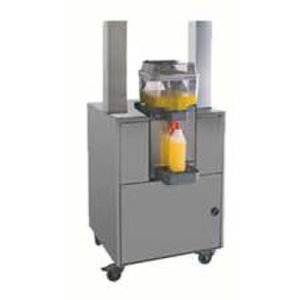 Zumoval Refrigerated Dispenser Stand | Zumoval Mount for: Basic, BigBasic, Summit, FastTop