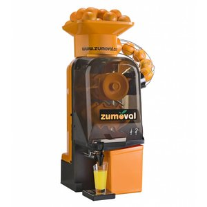 Zumoval Minimatic Squeezer Zumoval   Fruits 15 p / m of Ø60-80mm   automatic