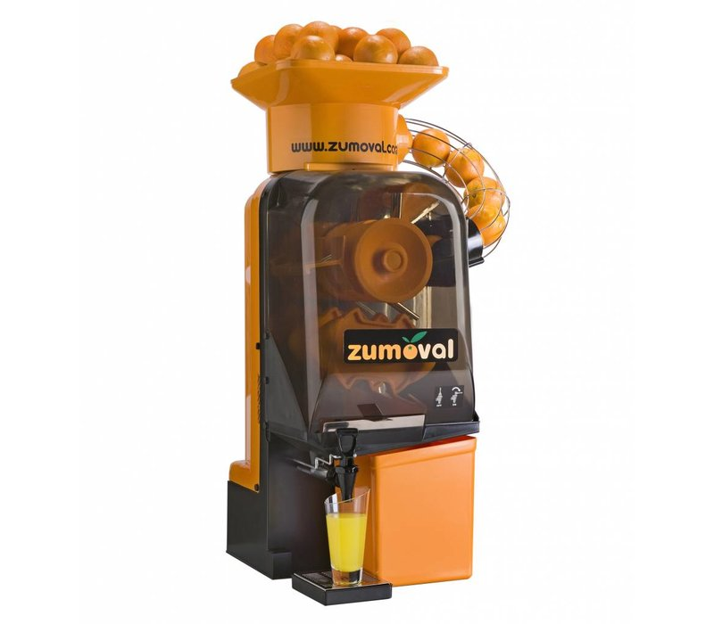 Zumoval Minimatic Squeezer Zumoval | Fruits 15 p / m of Ø60-80mm | automatic