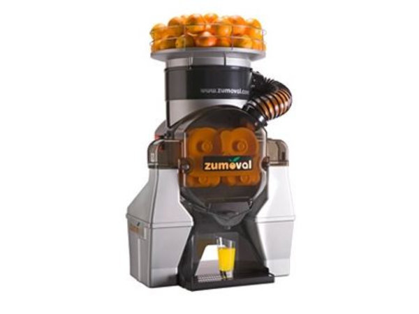 Zumoval Top Squeezer Zumoval | Fruits 28 p / m of Ø60-80mm | automatic