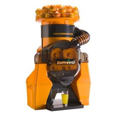 Zumoval FastTop Squeezer Zumoval | Fruits 45 p / m of Ø60-80mm | automatic
