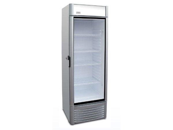 XXLselect Display koelkast Green 400 | Verstelbare roosters | 383 Liter