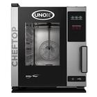 Unox Combisteamer One Electric Compact Combi Oven | XECC-0523-E1R a | 5 x GN 2/3 | 400V | 535x662x649(h)mm