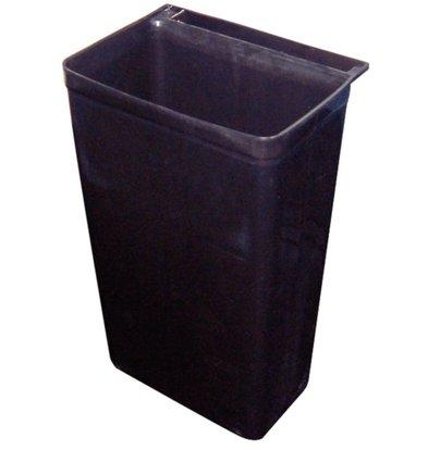 XXLselect afvalbak voor de serveerwagen GACF102 / 29Liter