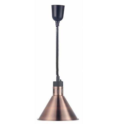 Combisteel Wärmelampe Käufer | Ø270mm | 250W | Höhe 600-1500mm