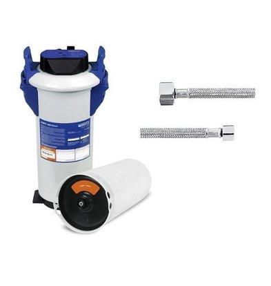 Brita Reinheit 600 Dampf | Kombidämpfer für 6 t / m 9 Stufen | Komplett-Set: Filtration + Anschlussschläuche