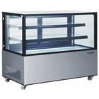 XXLselect Kühlvitrine 370 Liter | Gezwungen, Kältemittel R134A | 1215x675x1269 (h) mm