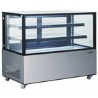 XXLselect Refrigerated display case 370 Liter | Forced, Refrigerant R134A | 1215x675x1269 (h) mm
