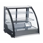 XXLselect 67 Liter Refrigerated display case | Forced, Refrigerant R134A | 797x590x685 (h) mm