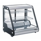 XXLselect Refrigerated display case 130 Liter | Forced, Refrigerant R134A | 697x578x678 (h) mm