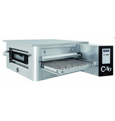 Combisteel Lopende Band Oven 500 | 14.200W/400V | 1860x1210x500(h)mm