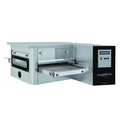 Combisteel Lopende Band Oven 400 | 7800W/400V | 1425x985x450(h)mm