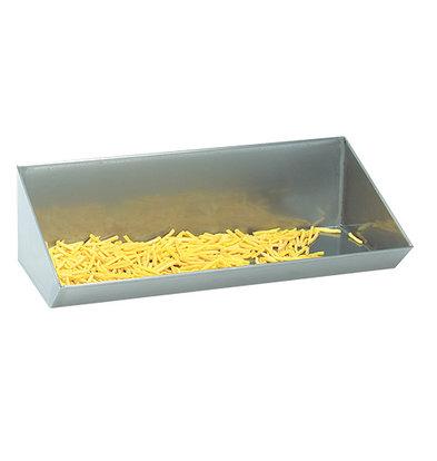 XXLselect Pommes frites Uitschepbak SS | Wandmontage | Inkl. Deckenhalterung | 33x40x (H) 20cm | Erhältlich in 4 Größen