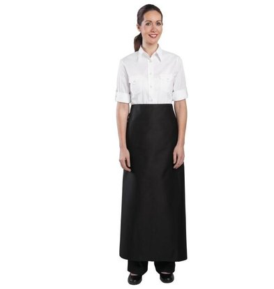 Whites Chefs Clothing Bistro Catering Sloof / Chefs Feast -100x100cm - Available in two colors - Unisex