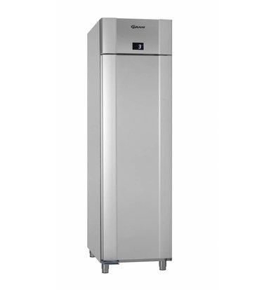 Gram Kühlschrank Vario Silber / Aluminium | Gram Eco Euro K 60 RAG L2 4N | 465L | 600x855x2125 (h) mm