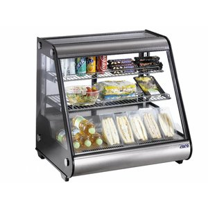 Saro Refrigerated display case design - 120 liters - 70x58x (h) 68cm
