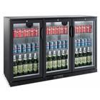 Saro Barkoeler Black 3 Türen | Modell BC 330 Liter | 1350x520x850 (h) mm
