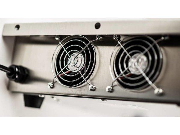 Saro Inductie kookplaat - 34x44x(h)12 - 3500W/230V