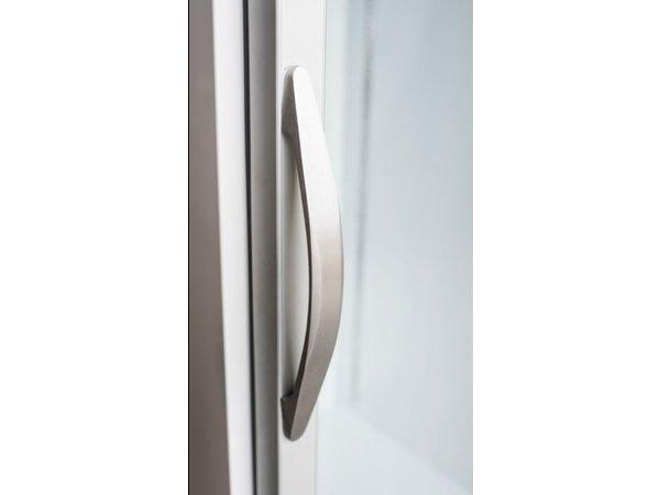 Saro Koelkast glazendeur - 578 Ltr - 68x72x(h)199cm