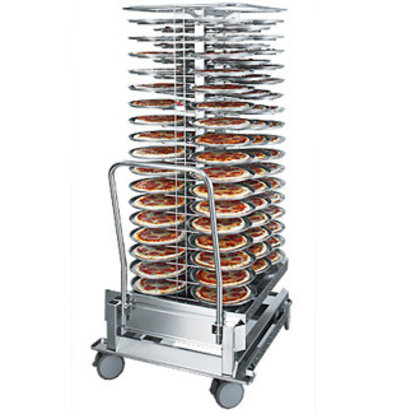 Rational Rational Plate rack for 202 | Space for 80 boards | Signs to 310mm