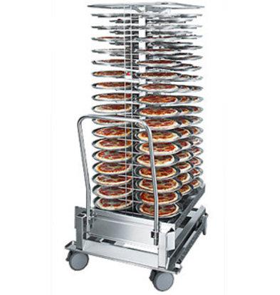 Rational Rational Tellerhalter für 202 | Platz für 100 Borden | Schilder zu 310mm