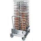 Rational Rational Tellerhalter für 202 | Platz für 120 Borden | Schilder zu 310mm