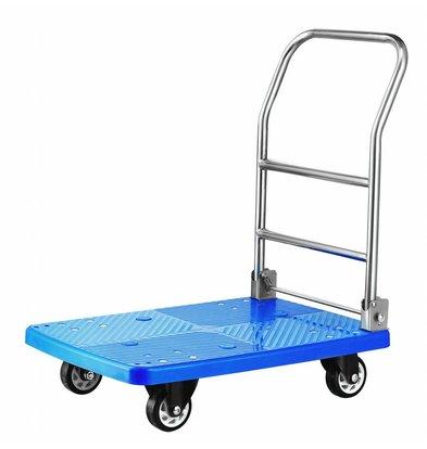 Hendi Plattformwagen bis 150 kg | 730x480x890 (h) mm