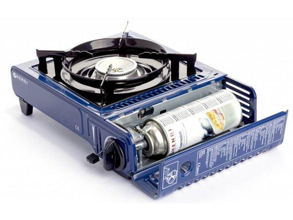 Hendi Gasgerät | 2,2kW | Leicht und inklusive Koffer