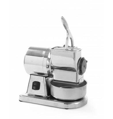 Hendi Kaasrasp Machine voor Harde Kaas | 1,3 Liter | 1400 TPM