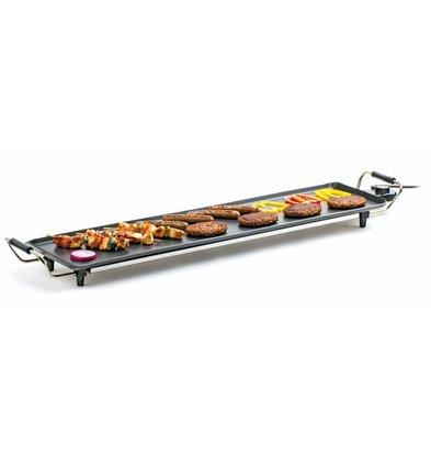Hendi Teppanyaki Griddle   Non-stick   griddle 893x217mm