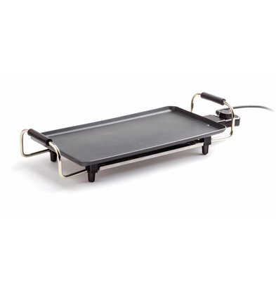 Hendi Teppanyaki Griddle   Non-stick   1800W   550x230x110 (h) mm
