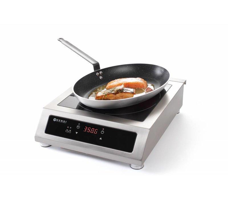 Hendi Cooker 3500W | Modell D XL | 390x500x120 (h) mm