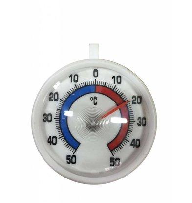 Hendi Koelkast Thermometer | -50/+50°C
