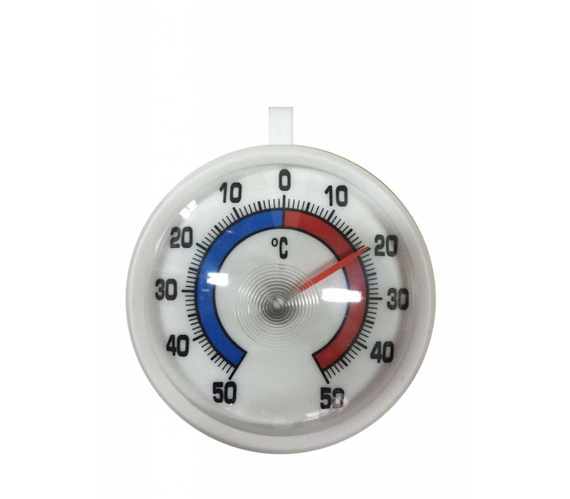 Hendi Kühlschrank-Thermometer | -50 / + 50 ° C