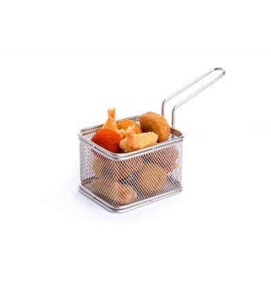 Hendi Presentation Fries Basket   100x80x65 (h) mm