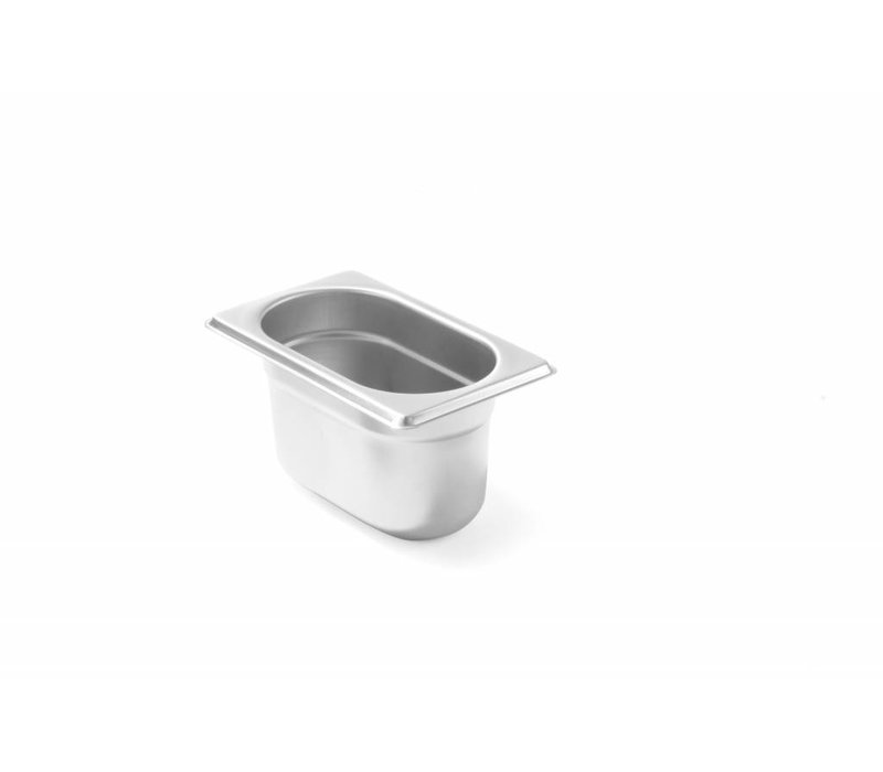 Hendi Gastronorm- Bak 1/9 - 100 mm | 1 Liter