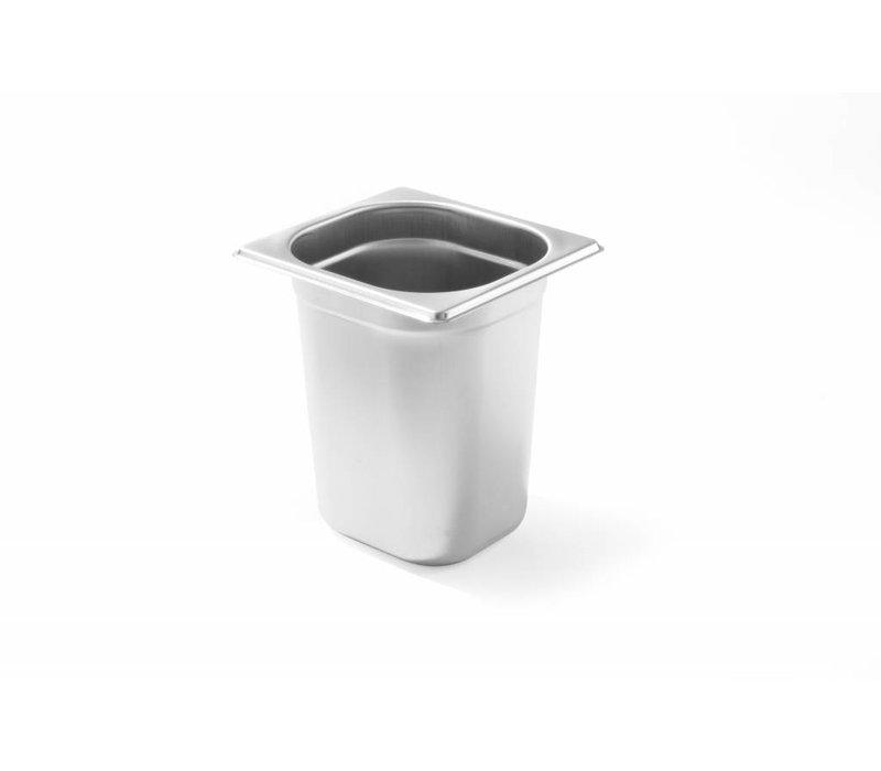 Hendi Gastronorm- Bak 1/6 - 150 mm | 2,4 Liter
