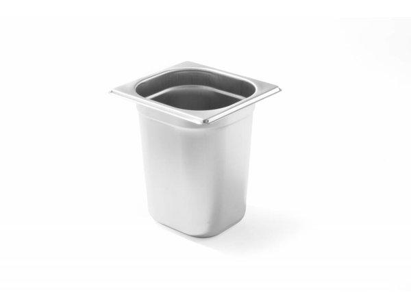 Hendi Gastronorm- Bak 1/6 - 100 mm | 1,6 Liter