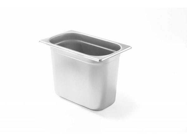 Hendi Gastronorm- Bak 1/4 - 200 mm | 5,5 Liter