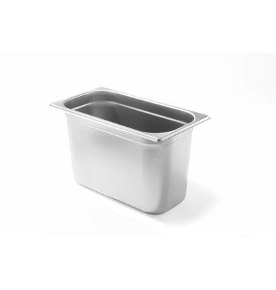 Hendi Gastronorm- Bak 1/3 - 40 mm | 1,5 Liter