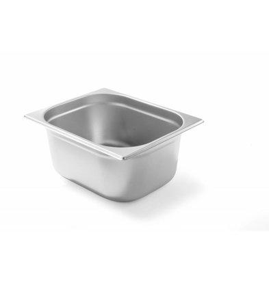 Hendi Gastronorm- Bak 1/2 - 40mm | 2 Liter