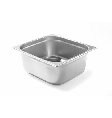 Hendi Gastronorm- Bak 2/3 - 100 mm | 9 Liter